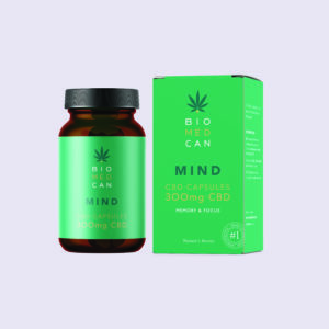 CBD and Herbs combining to help memory and focus