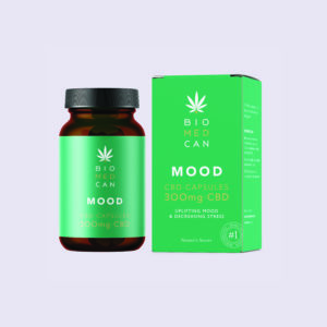 Mood is a CBD and herbal combination to improve mood and decrease stress and anxiety
