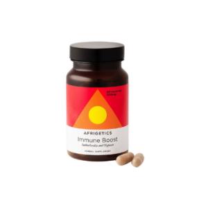 Afrigetics Immune Boost 60 capsules