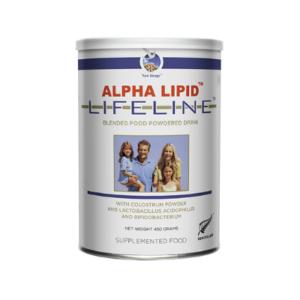 Alpha Lipid - Lifeline Colostrum Powder (450 grams)